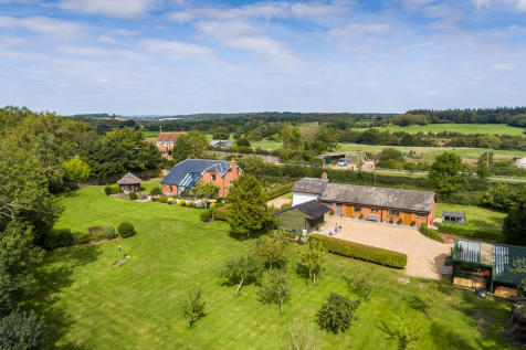 Wigbeth, Horton, Dorset. 3 bedroom detached house