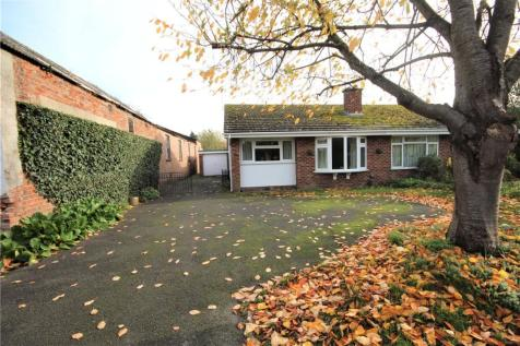 Little Hale Road, Great Hale, Nr Sleaford, Lincolnshire, NG34. 3 bedroom bungalow