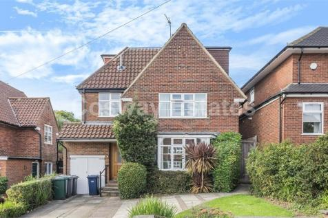 Sunnyfield, Mill Hill, London. 5 bedroom detached house
