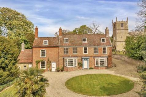 Burton, Lincoln, Lincolnshire. 6 bedroom detached house for sale