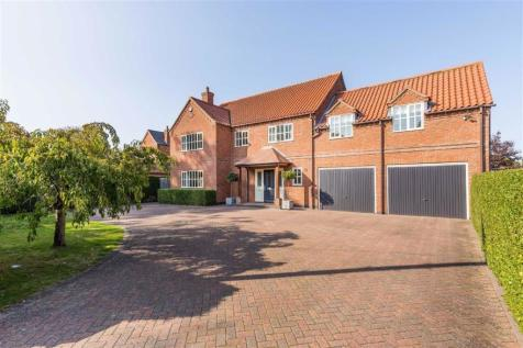 St Johns Road, Lincoln, Lincolnshire. 5 bedroom detached house