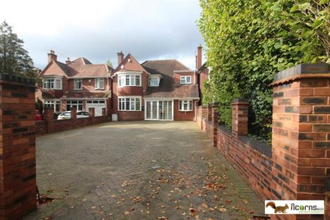 Broadway North, Walsall. 5 bedroom detached house