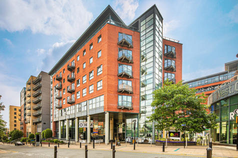 West One, Fitzwilliam Street. 2 bedroom apartment for sale