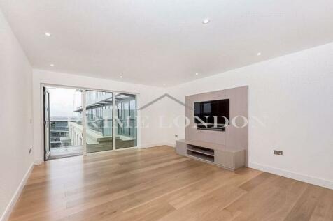 Faulkner House, Fulham Reach, London. 2 bedroom apartment for sale
