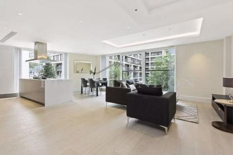 Benson House, 375 Kensington High Street, Kensington. 2 bedroom apartment for sale