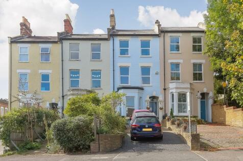 Kirkdale, Upper Sydenham, SE26. 4 bedroom terraced house for sale