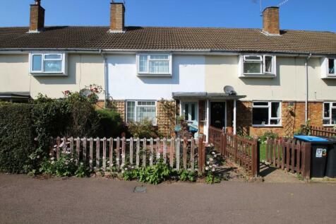 Furlongs, Hemel Hempstead. 2 bedroom terraced house