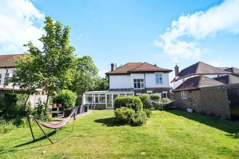 Upper Brighton Road, Worthing, BN14. 4 bedroom detached house for sale
