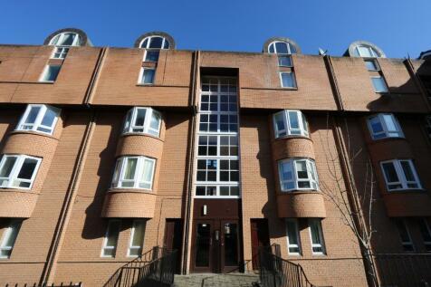 St Vincent Street, Glasgow, G3. 1 bedroom flat