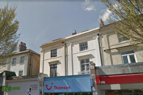 London Road, Brighton. 1 bedroom flat