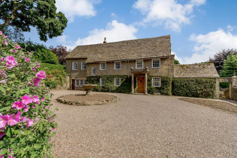 Church Street, Ashover, Chesterfield. 4 bedroom manor house for sale
