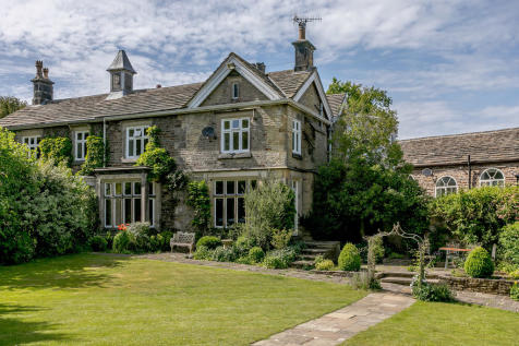 Hillfoot Road, Totley, Sheffield. 4 bedroom manor house for sale