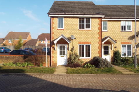 Great Ashby, SG1. 3 bedroom house