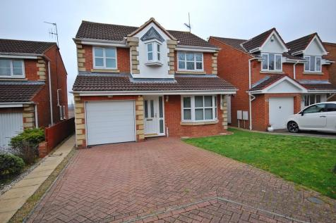 Kerryhill Drive, Pity Me, Durham. 4 bedroom detached house