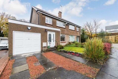 27 Clerwood Way, Corstorphine, Edinburgh, EH12 8QA. 3 bedroom semi-detached house for sale