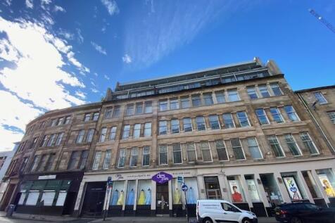 Howard Street,Glasgow,G1. 3 bedroom flat