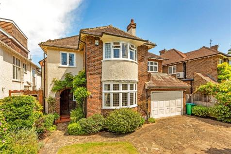 Sheen Common Drive, Richmond, Surrey, TW10. 6 bedroom detached house