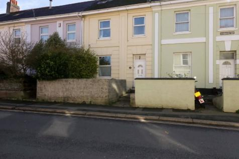 North Road West, Plymouth, Devon, PL1. 6 bedroom terraced house