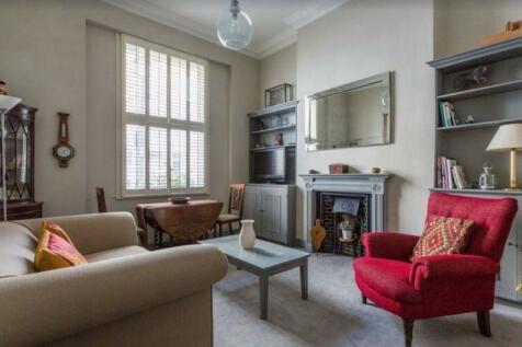 Cumberland Street, London, SW1V. 2 bedroom flat