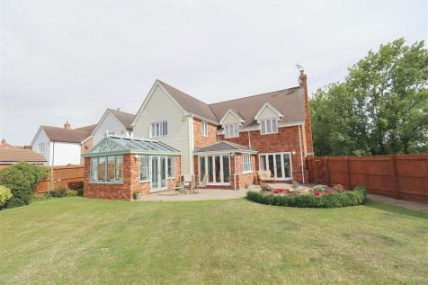 Thistley Green Road, Braintree. 5 bedroom detached house for sale