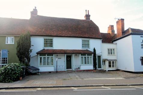 Bradford Street, Braintree. 5 bedroom terraced house for sale