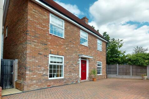 Ashes Corner Lanham Green Road, BRAINTREE. 5 bedroom detached house for sale