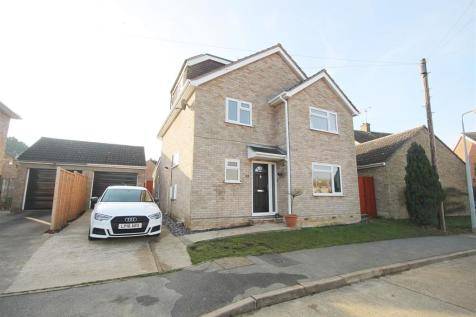 Philips Road, Rayne, Braintree. 4 bedroom detached house for sale