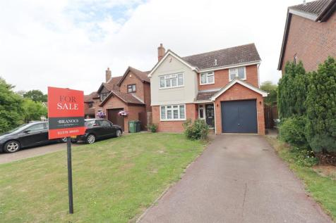 Levens Way, Great Notley. 4 bedroom detached house for sale