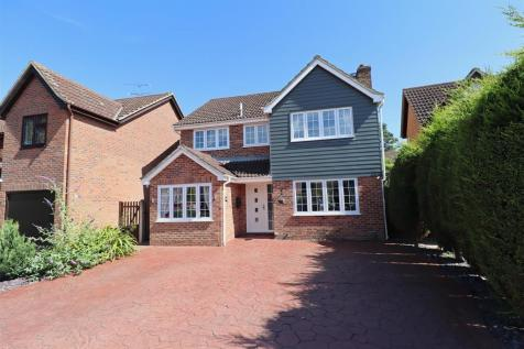 Torver Close, Great Notley, Braintree. 4 bedroom detached house for sale