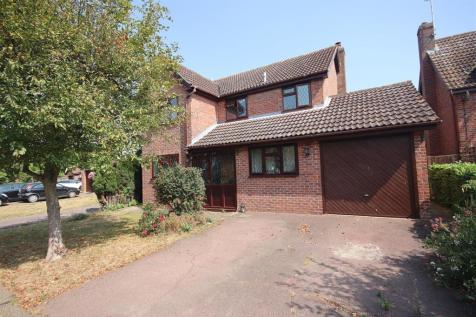 Levens Way, Great Notley, Braintree. 4 bedroom detached house for sale