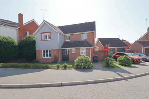 Rushmoor Drive, Braintree. 4 bedroom property for sale
