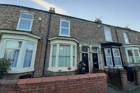 Stanley Street, York, North Yorkshire, YO31. 4 bedroom terraced house