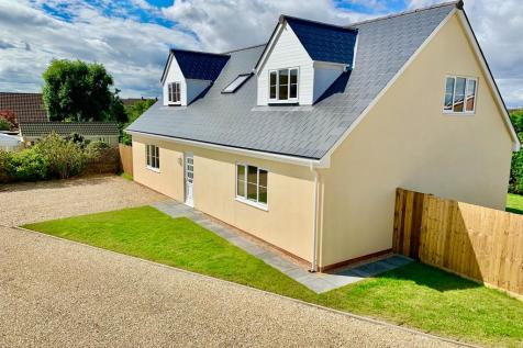 Plot 1, Newport Road, Caldicot, Monmouthshire, NP26. 4 bedroom house