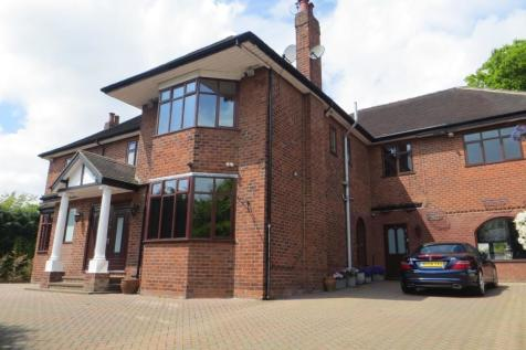 Castle Hill Road, Prestwich. 4 bedroom detached house for sale