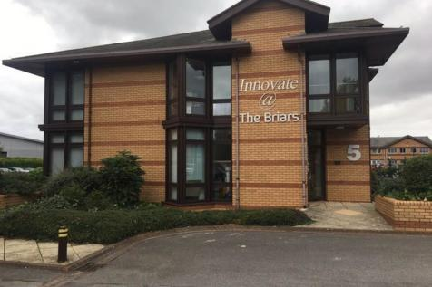 The Innovation Centre, Waterlooville. Property