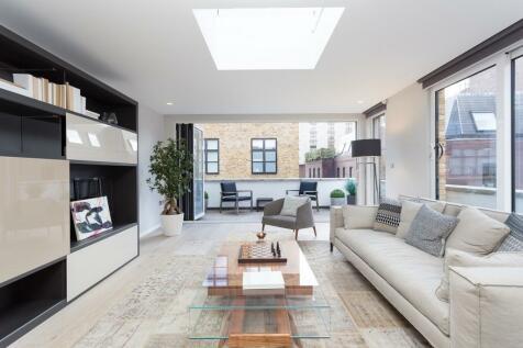 Stukeley Street, Covent Garden. 3 bedroom apartment for sale