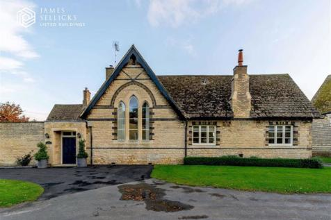 School Lane, Barrowden, Rutland. 4 bedroom character property for sale