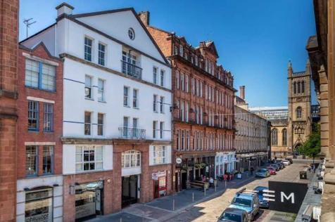 Candleriggs, Glasgow, G1. 1 bedroom serviced apartment