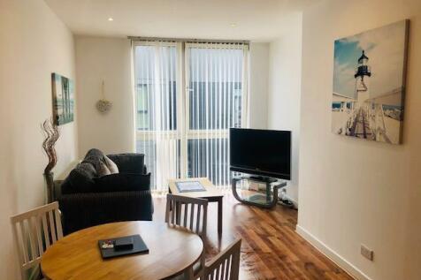Oswald Street, Glasgow, G1. 1 bedroom flat