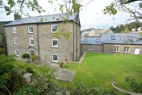 Blaen Ogwr Farm, Ogwy Street, Nantymoel, Bridgend, CF32 7SE, South Wales - Detached / 4 bedroom detached house for sale / £379,950