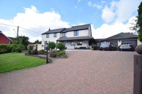 Stray Leaves, Heol Spencer, Coity, Bridgend, CF35 6AT. 4 bedroom detached house