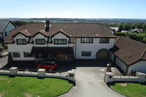 Fronwen, Litchard Hill, Bridgend, CF35 6HB. 5 bedroom detached house
