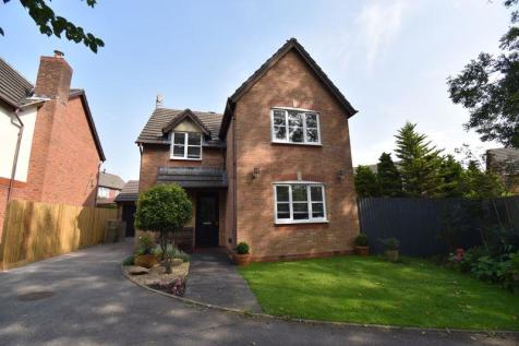 20 Dol Nant Dderwen, Broadlands, Bridgend, CF31 5AA. 4 bedroom detached house