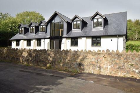 The Church Hall, Heol Persondy, Aberkenfig, Bridgend, CF32 9RH. 4 bedroom detached house