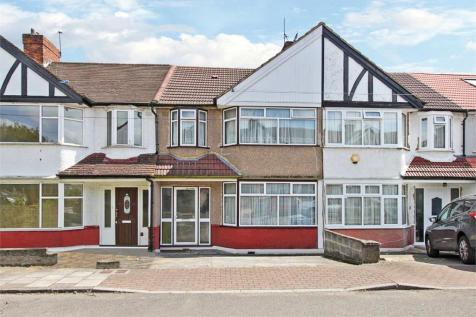 Rowley Close, Wembley. 3 bedroom terraced house