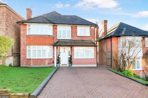West Hill, Wembley. 4 bedroom detached house for sale