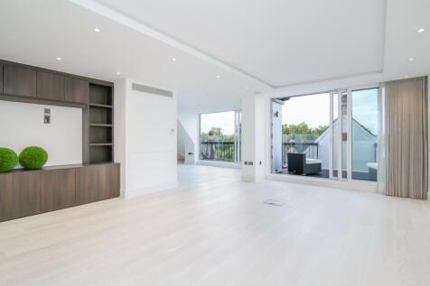 Penthouse @ Knightsbridge, SW1X. 5 bedroom penthouse