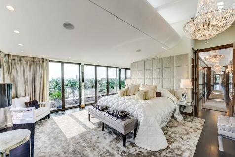 Harrington Road, SW7. 3 bedroom penthouse for sale