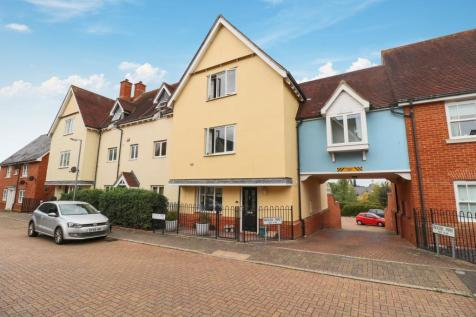 Rouse Way, Colchester, CO1. 5 bedroom town house