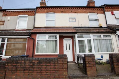 Milner Road, B29. 4 bedroom terraced house